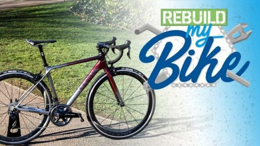 Rebuild My Bike: Alice's Canyon Ultimate SL